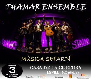 THAMAR ESEMBLE @ CASA DE LA CULTURA