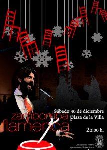 """Zambomba   Flamenca   de   Jerez             """"EL PORTAL DE LA FRAGUA"""" @ PLAZA DE LA VILLA (DOS TORRES)"""