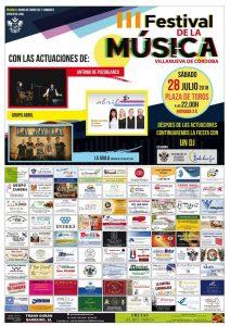 III Festival de la Música @ PLAZA DE TOROS