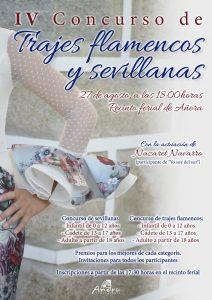 IV Concurso de Trajes Flamenco y Sevillanas @ RECINTO FERIAL