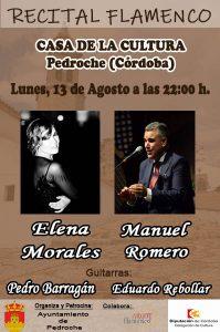 RECITAL FLAMENCO @ CASA DE LA CULTURA