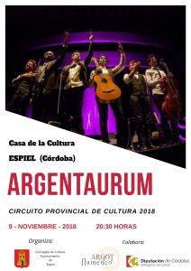 ARGENTAURUM @ CASA DE LA CULTURA