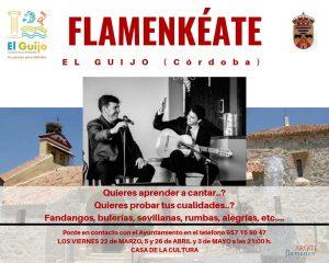 FLAMENKÉATE @ CASA DE LAS CULTURA